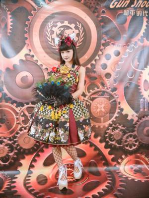 林南舒's 「Lolita」themed photo (2019/01/10)