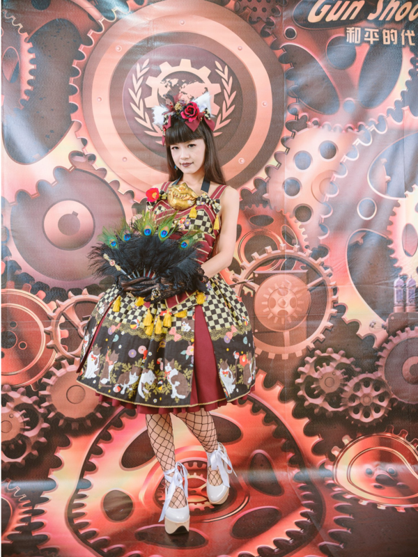 林南舒の「Lolita」をテーマにしたコーディネート(2019/01/10)