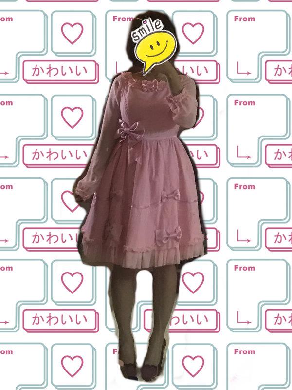兔叽叽の「Angelic pretty」をテーマにしたコーディネート(2019/01/11)