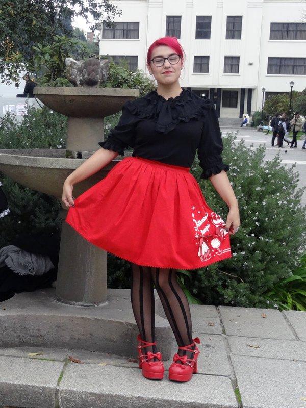 Soledad Bravo's 「Angelic pretty」themed photo (2017/05/08)