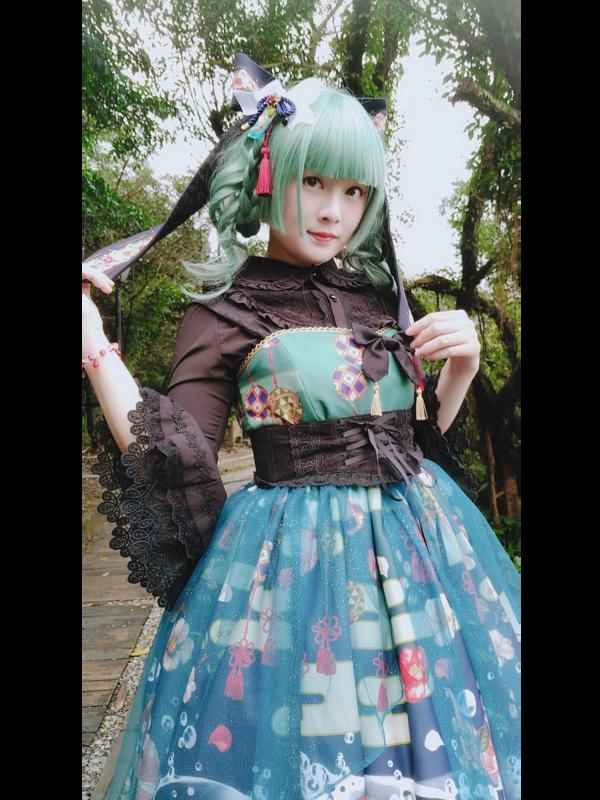 是Sayuki以「Lolita fashion」为主题投稿的照片(2019/01/11)