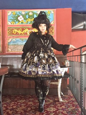Mad Rose's 「Angelic pretty」themed photo (2017/05/09)
