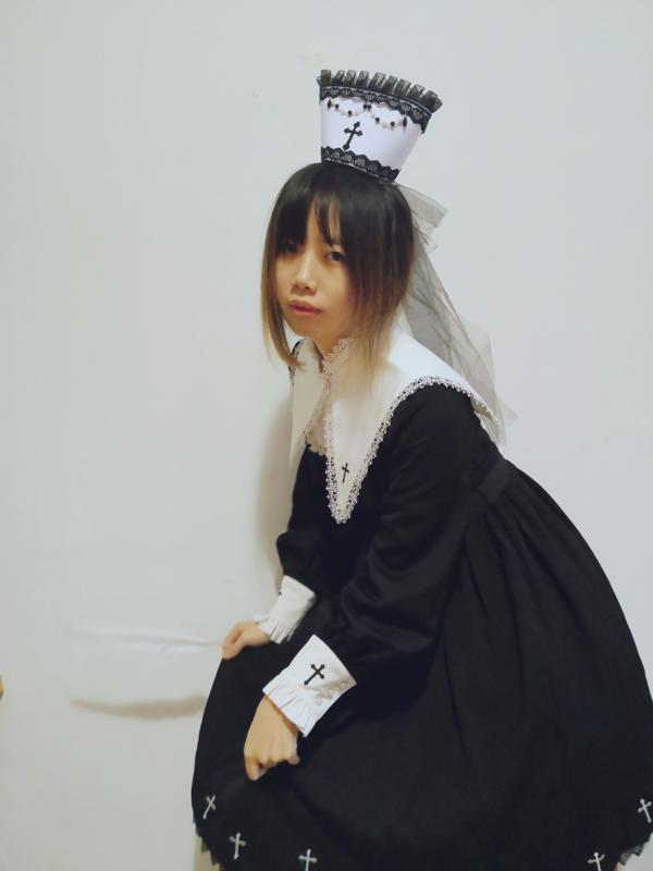 汐顔の「Lolita」をテーマにしたコーディネート(2019/01/14)