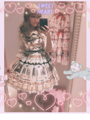 是Aricy Mist 艾莉鵝以「Lolita」为主题投稿的照片(2019/01/17)