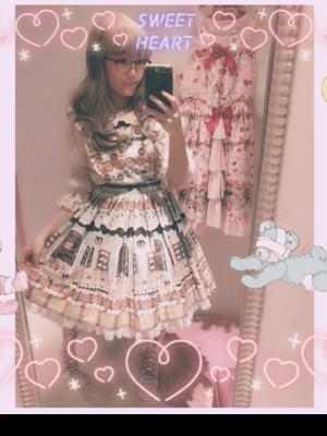 Aricy Mist 艾莉鵝's 「Lolita」themed photo (2019/01/17)