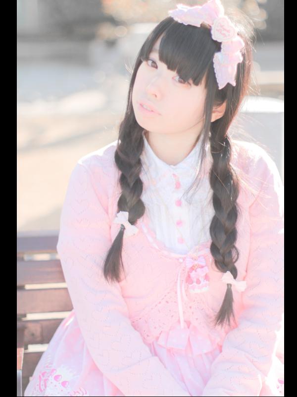 モヨコの「Lolita」をテーマにしたコーディネート(2019/01/22)