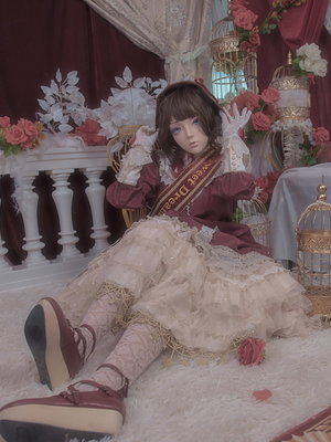 司马小忽悠's 「Lolita」themed photo (2019/01/26)