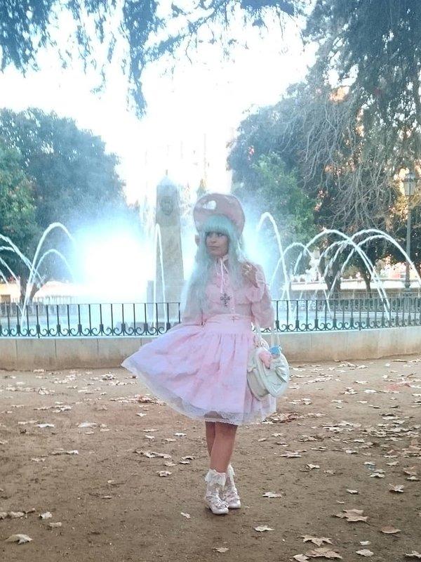 Weisstarissの「Lolita」をテーマにしたコーディネート(2019/01/27)