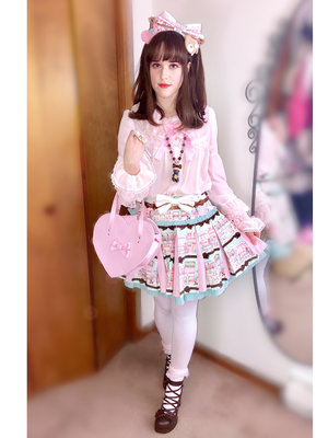 Kay DeAngelis's 「Angelic pretty」themed photo (2019/01/28)