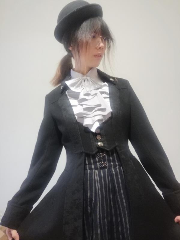 柒実Nanami's 「Lolita」themed photo (2019/01/30)