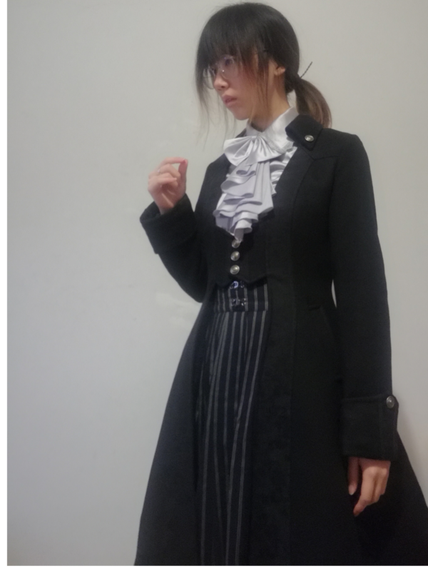 柒実Nanamiの「Lolita」をテーマにしたコーディネート(2019/01/30)