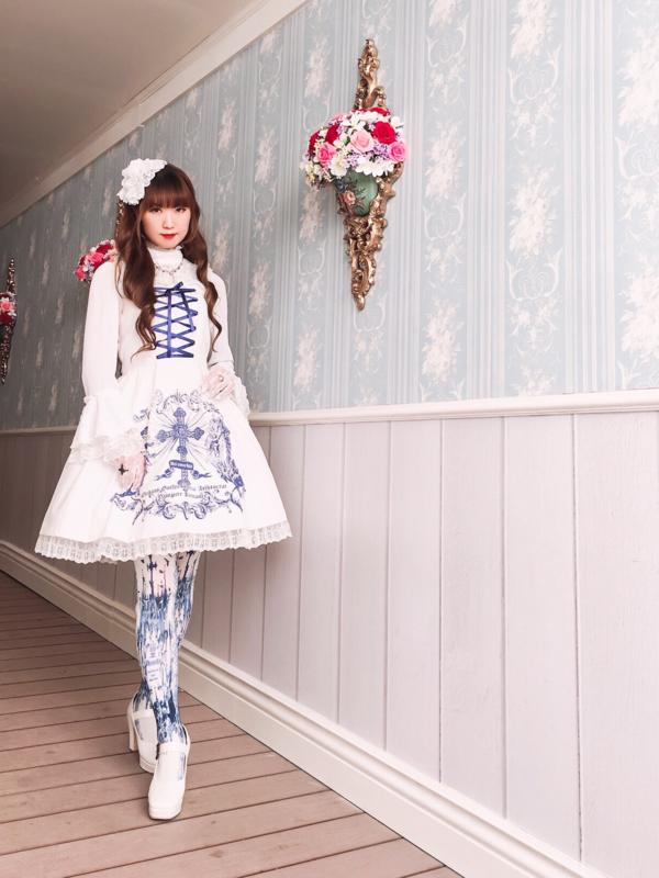 Aliceの「Gothic Lolita」をテーマにしたコーディネート(2019/01/30)