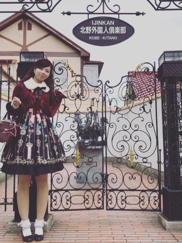 Saki's 「Angelic pretty」themed photo (2019/01/31)