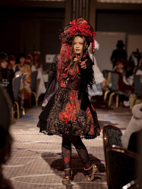 林南舒の「Lolita fashion」をテーマにしたコーディネート(2019/02/01)