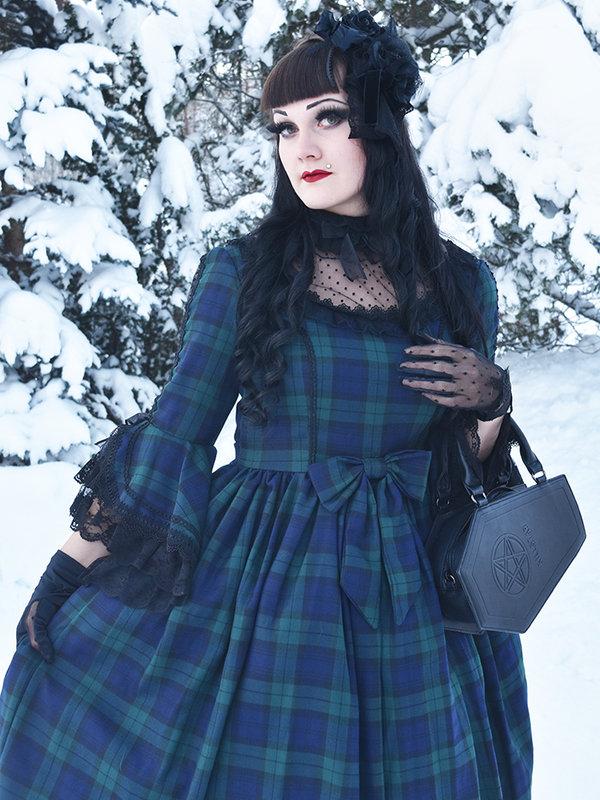 Marjo Laineの「Gothic Lolita」をテーマにしたコーディネート(2019/02/01)