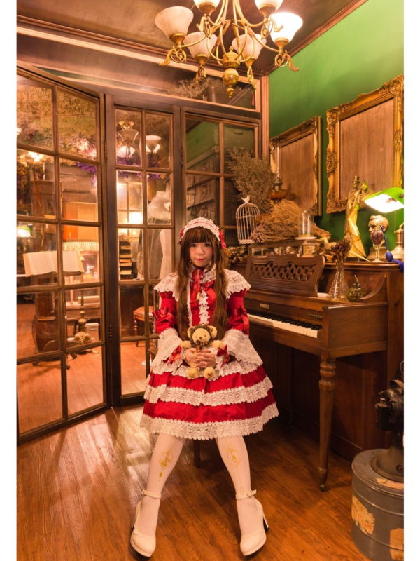 hime's 「Elizabeth」themed photo (2019/02/06)
