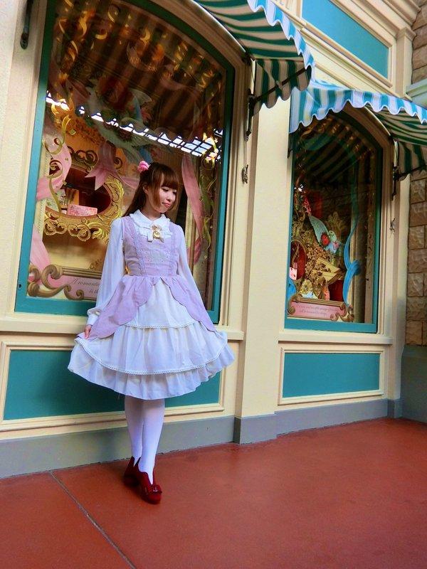 さぶれーぬの「Lolita」をテーマにしたコーディネート(2019/02/09)