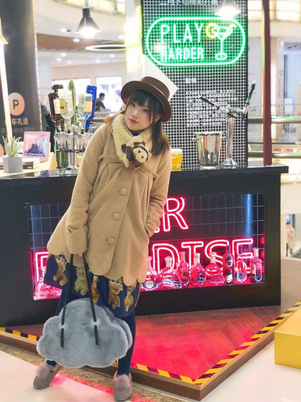 司马小忽悠の「Lolita」をテーマにしたコーディネート(2019/02/09)