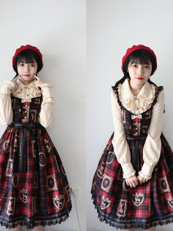 无知少女马花花's 「Lolita」themed photo (2019/02/10)