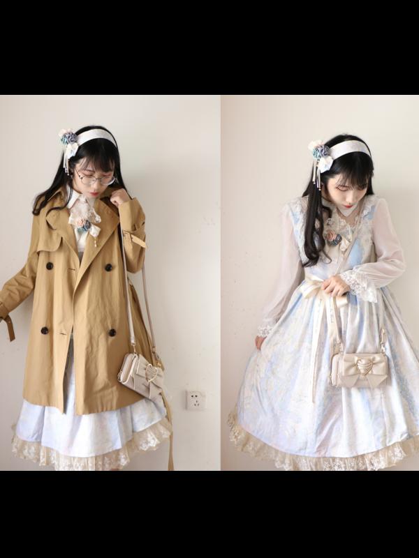 无知少女马花花の「Lolita」をテーマにしたコーディネート(2019/02/10)
