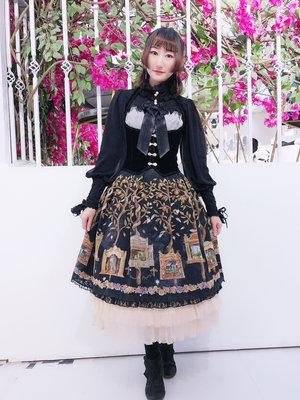 千芷萤's 「Lolita」themed photo (2019/02/11)