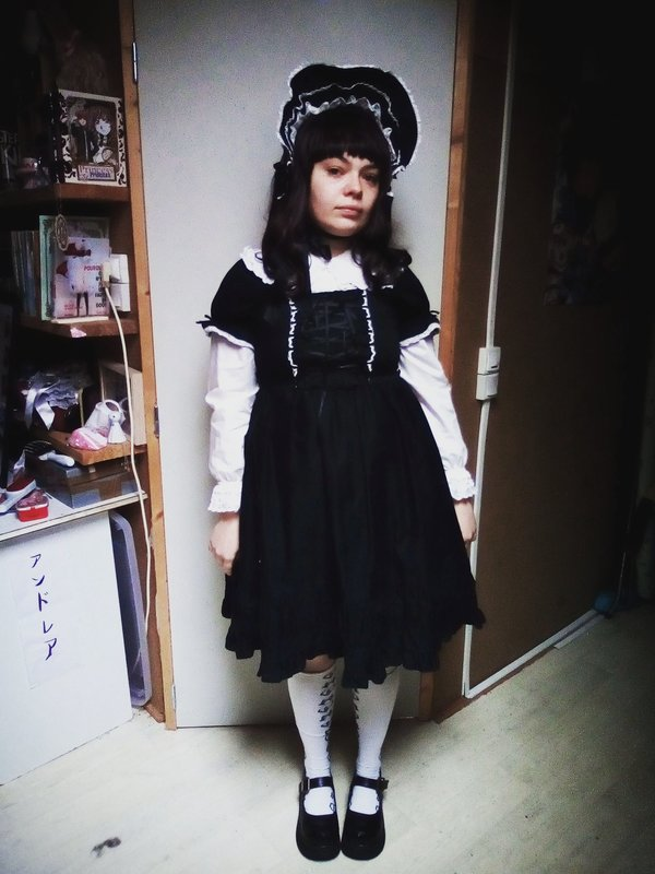 Lusty Majo's 「Lolita」themed photo (2019/02/11)