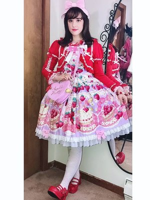 Kay DeAngelis's 「Angelic pretty」themed photo (2019/02/11)