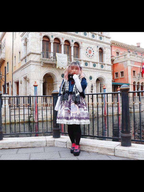 嗑药汪の「Sweet lolita」をテーマにしたコーディネート(2019/02/12)
