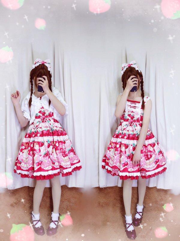 布団子の「Sweet lolita」をテーマにしたコーディネート(2019/02/12)