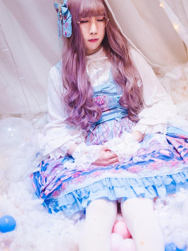 白河つきの「Lolita」をテーマにしたコーディネート(2019/02/12)