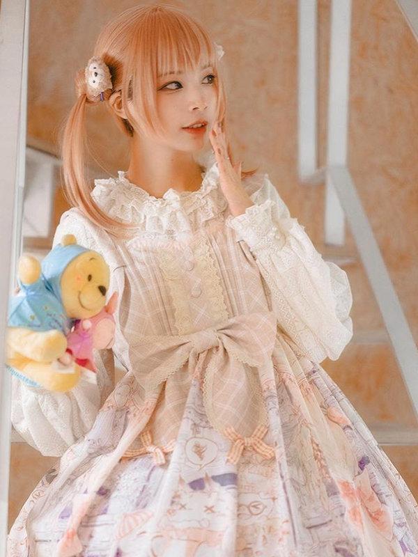 翠翠子の「Lolita」をテーマにしたコーディネート(2019/02/12)