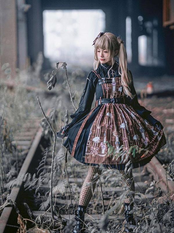 翠翠子の「Gothic Lolita」をテーマにしたコーディネート(2019/02/14)