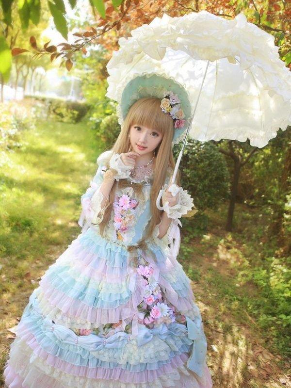 橘玄叶MACX邪恶的小芽's 「Sweet lolita」themed photo (2019/02/14)