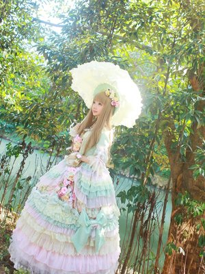 橘玄叶MACX邪恶的小芽's 「Angelic pretty」themed photo (2019/02/14)