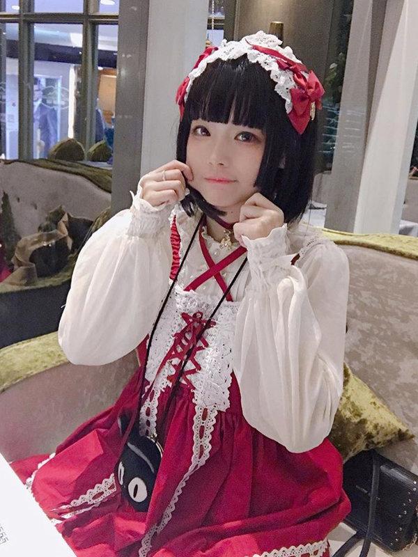 翠翠子の「Lolita fashion」をテーマにしたコーディネート(2019/02/15)