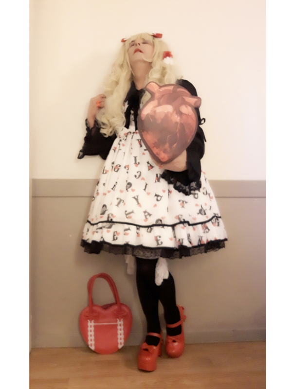 Anaïsse's 「Angelic pretty」themed photo (2019/02/17)