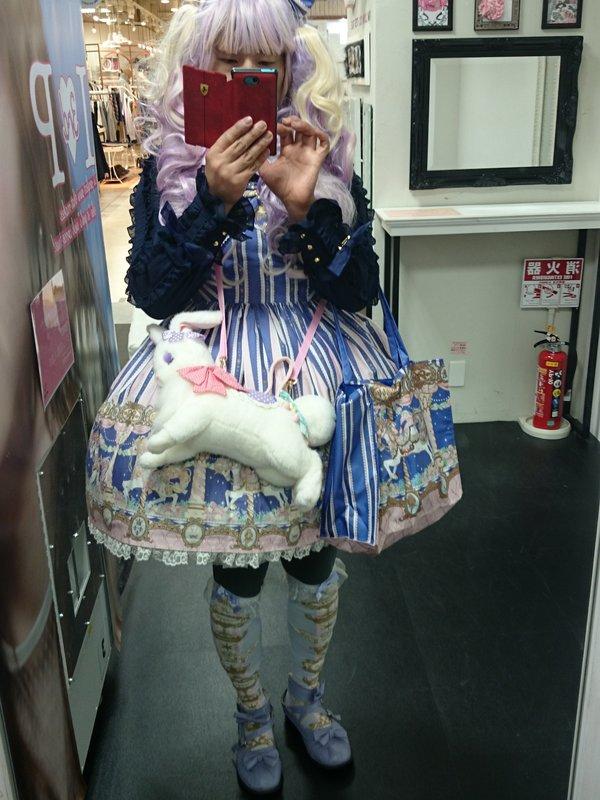 雲柳和禰's 「Angelic pretty」themed photo (2019/02/17)