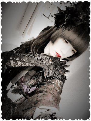 ミューキの「Lolita」をテーマにしたコーディネート(2019/02/17)