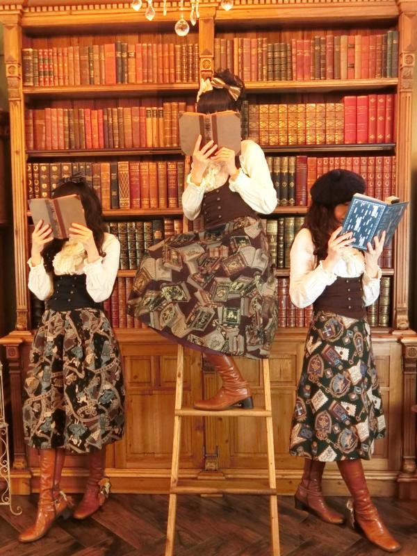 蜜蜂の「Classic Lolita」をテーマにしたコーディネート(2019/02/17)