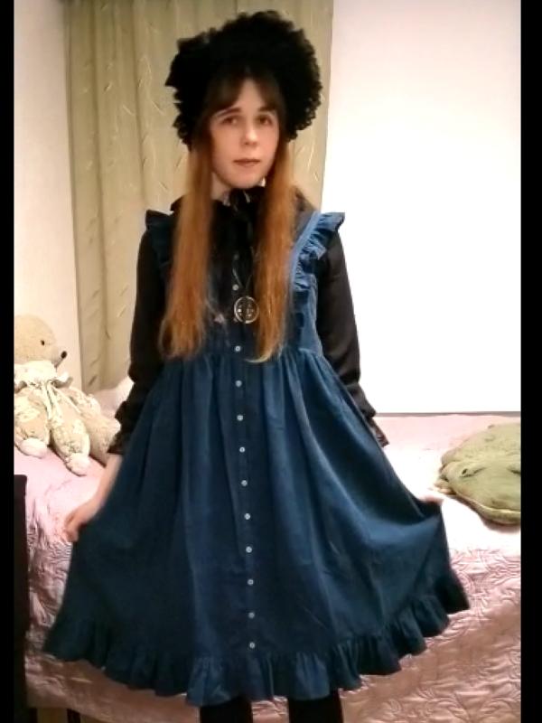 Mintmiaの「Lolita fashion」をテーマにしたコーディネート(2019/02/19)