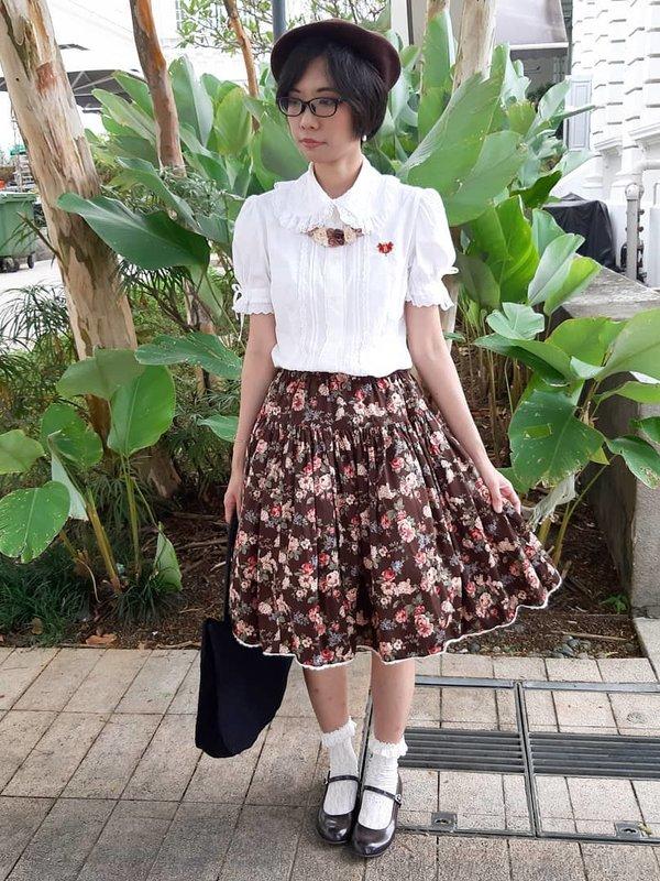 是Xiao Yu以「Lolita」为主题投稿的照片(2019/02/19)