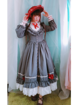 Sayuki's 「Lolita fashion」themed photo (2019/02/20)