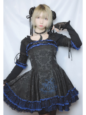 💎🐬MARiN🐬💎's 「Gothic Lolita」themed photo (2019/02/20)