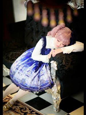 玄兔の「Angelic pretty」をテーマにしたコーディネート(2019/02/20)