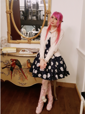 Mew Fairydollの「Lolita fashion」をテーマにしたコーディネート(2019/02/21)