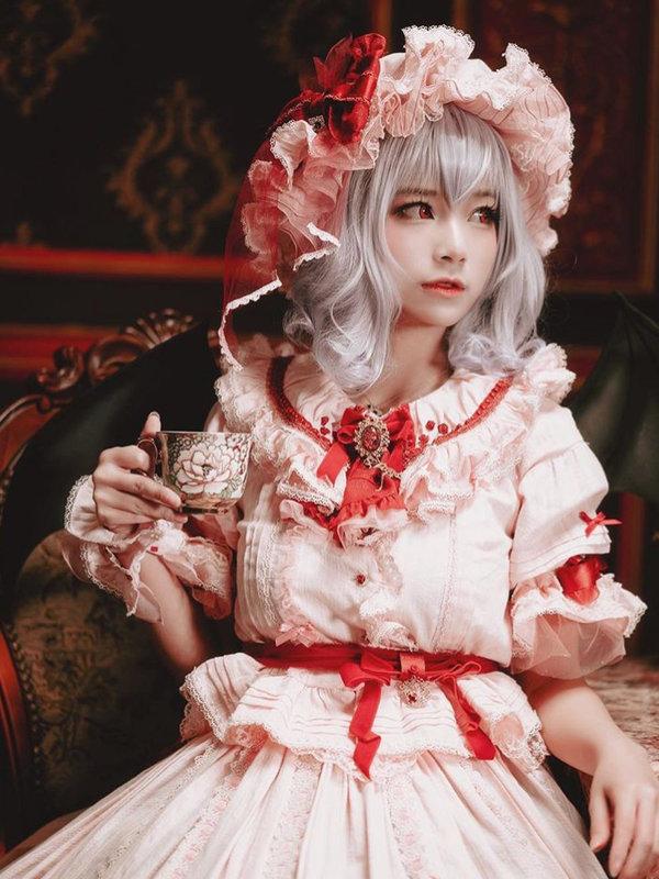 翠翠子の「Lolita fashion」をテーマにしたコーディネート(2019/02/23)