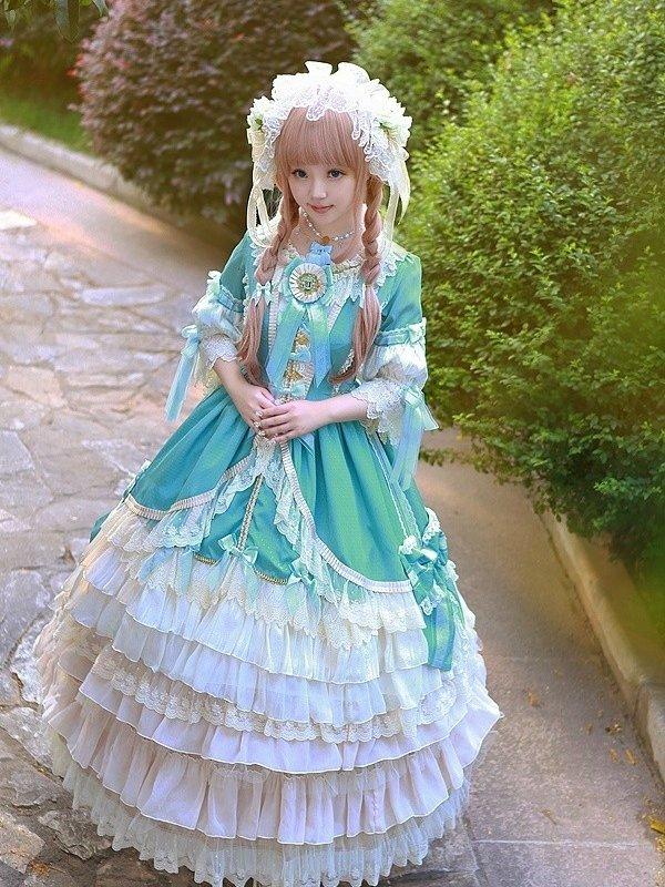 橘玄叶MACX邪恶的小芽の「Lolita」をテーマにしたコーディネート(2019/02/23)