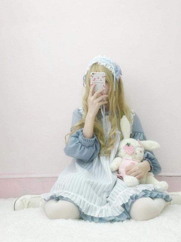Aliciaの「Lolita fashion」をテーマにしたコーディネート(2019/02/24)