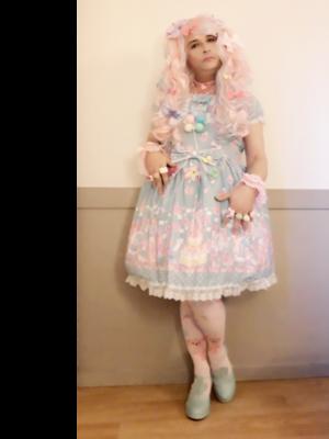 Anaïsseの「Lolita」をテーマにしたコーディネート(2019/02/26)
