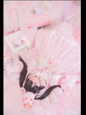 モヨコの「Lolita」をテーマにしたコーディネート(2019/02/27)